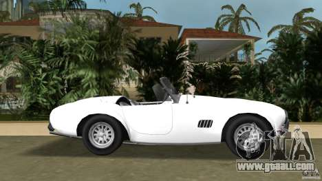AC Cobra 289 for GTA Vice City left view