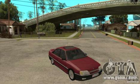 Opel Omega A for GTA San Andreas back view