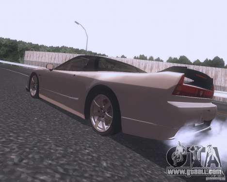 Honda NSX Japan Drift for GTA San Andreas left view