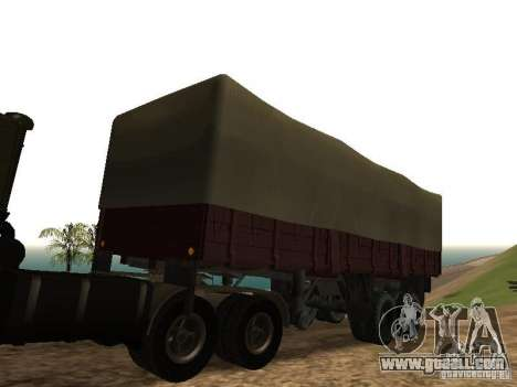 Trailer of 717 for GTA San Andreas