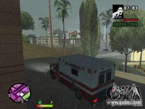 Auto-Repair for GTA San Andreas forth screenshot
