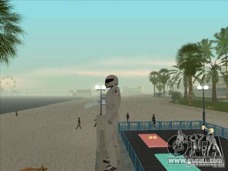 Stig for GTA San Andreas third screenshot