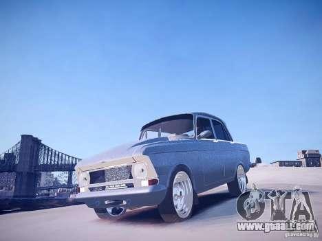 AZLK 412 for GTA 4