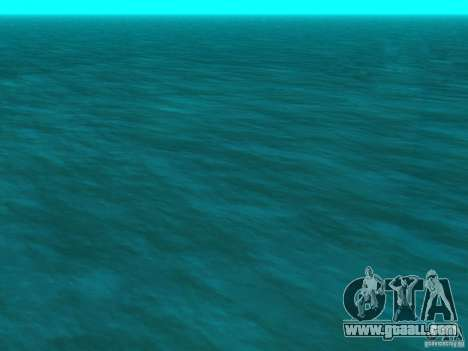 New Water for GTA San Andreas sixth screenshot