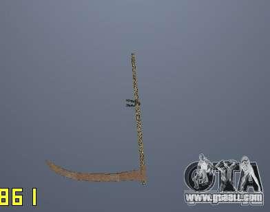 Xhosa for GTA San Andreas third screenshot