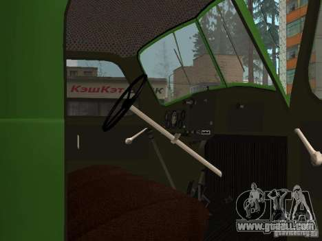 ZIL 164 for GTA San Andreas right view
