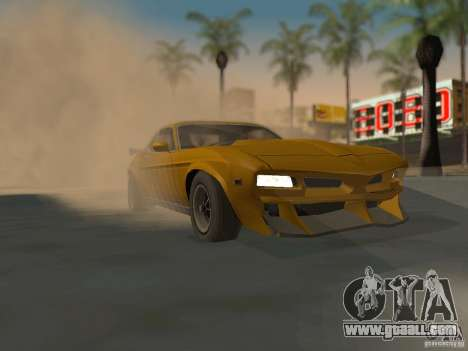 SPEEDEVIL from FlatOut 2 for GTA San Andreas right view