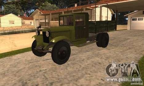 ZiS-5 for GTA San Andreas