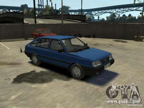 FSO Polonez Caro for GTA 4 engine