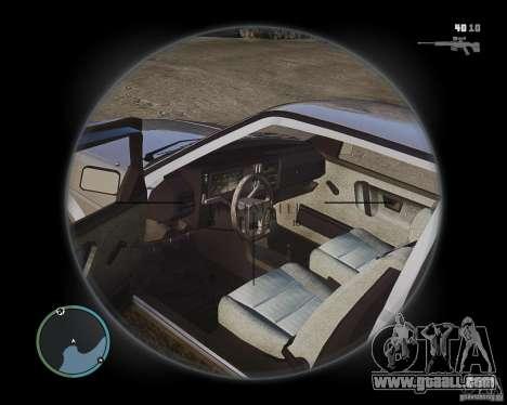 Volkswagen Golf Mk2 GTI for GTA 4 right view