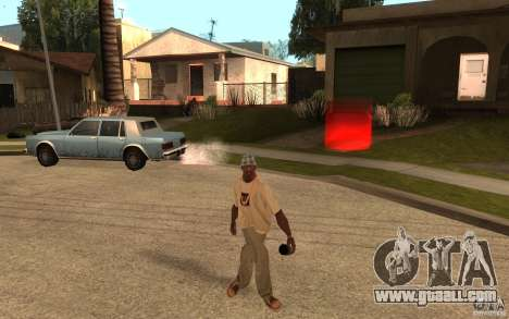 Life for GTA San Andreas fifth screenshot
