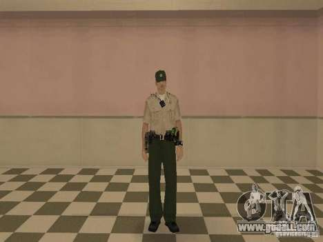 Los Angeles Police Department for GTA San Andreas third screenshot