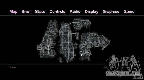 VC Style Radar/HUD (2 skins) for GTA 4 seventh screenshot