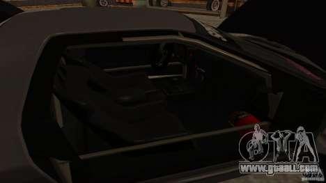 GTA Shift 2 Mazda RX-7 FC3S Speedhunters for GTA San Andreas inner view