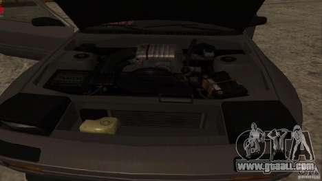 GTA Shift 2 Mazda RX-7 FC3S Speedhunters for GTA San Andreas back view