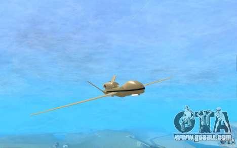 Grumman RQ-4 for GTA San Andreas