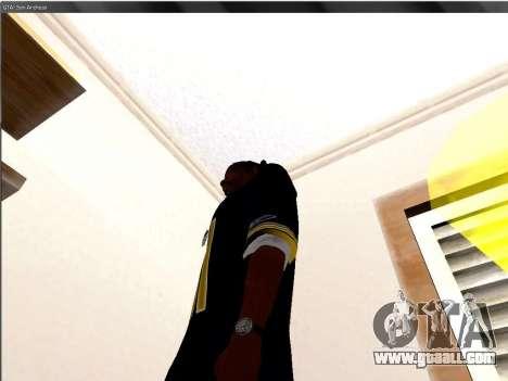 Snoop DoG the F.B.I. for GTA San Andreas sixth screenshot