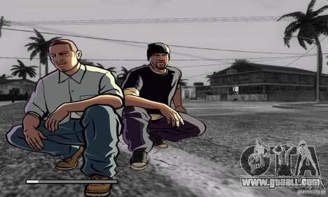 Loadscreens in GTA-IV Style for GTA San Andreas eighth screenshot