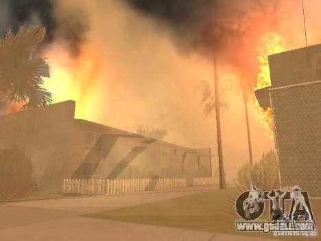 Quake mod [Earthquake] for GTA San Andreas