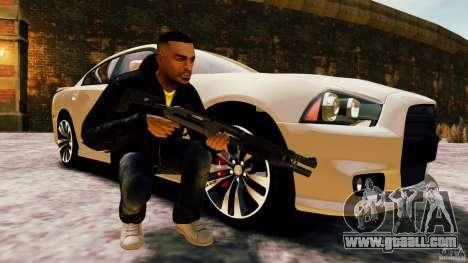 Marshall of Crysis 2 for GTA 4 second screenshot