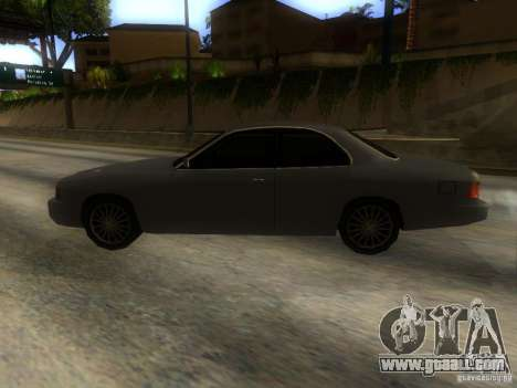 Merit Coupe for GTA San Andreas right view