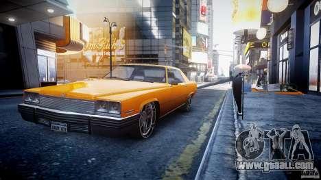 Manana Tuned for GTA 4