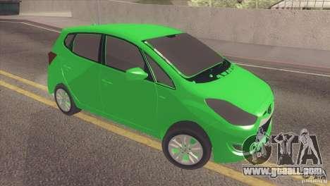 Hyundai ix20 for GTA San Andreas left view