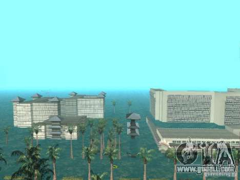 Flood for GTA San Andreas third screenshot