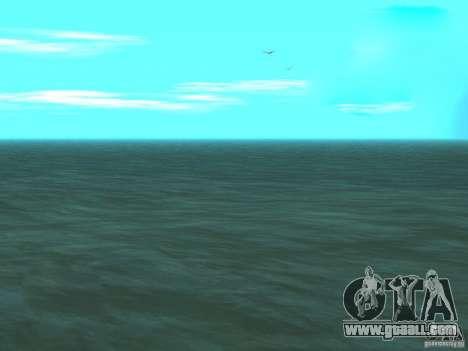 New Water for GTA San Andreas fifth screenshot