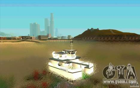 Ferry for GTA San Andreas