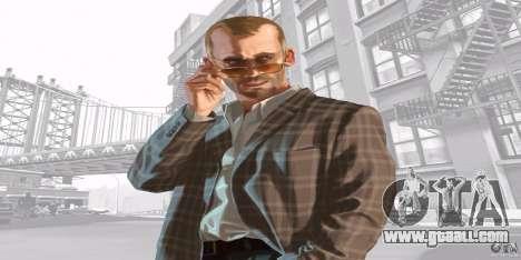Boot screens of GTA IV v. 2.0 for GTA San Andreas third screenshot