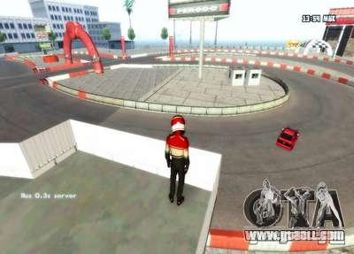 London Drift for GTA San Andreas forth screenshot