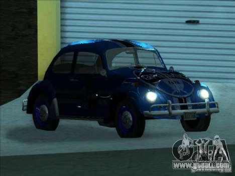 ENB series for weak video card for GTA San Andreas second screenshot