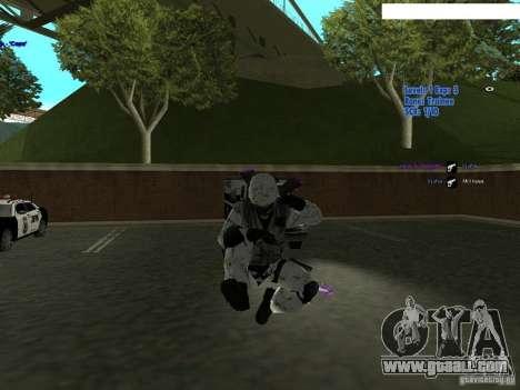 Winter Special for GTA San Andreas third screenshot