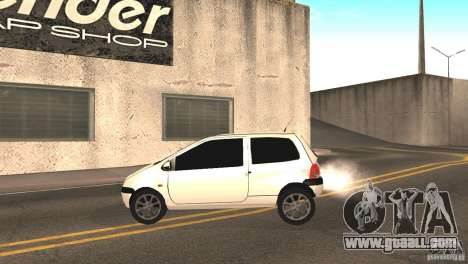 Renault Twingo for GTA San Andreas left view