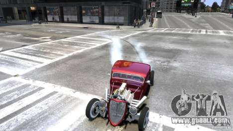 Ford Ratrod 1934 for GTA 4