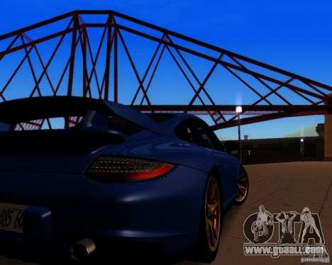 Real World ENBSeries v2.0 for GTA San Andreas third screenshot