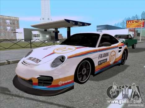 Porsche 997 GT2 Fullmode for GTA San Andreas