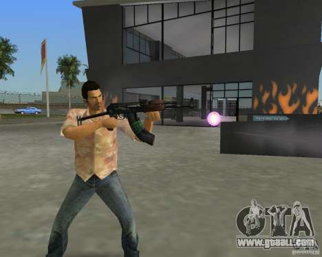 AKS-74 for GTA Vice City