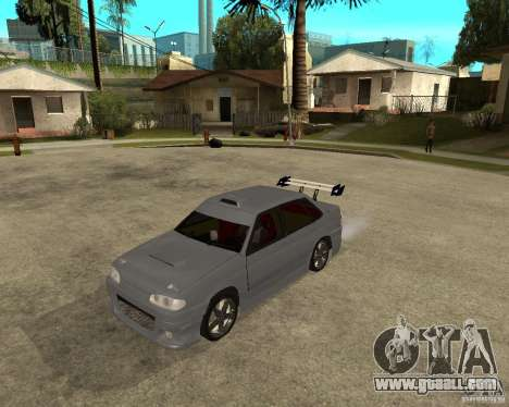 VAZ 2115 MCC for GTA San Andreas