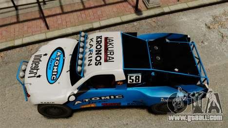Toyota Tundra Karin Sahara v3.0 for GTA 4 right view