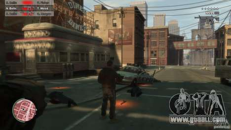 First Person Shooter Mod for GTA 4 eighth screenshot
