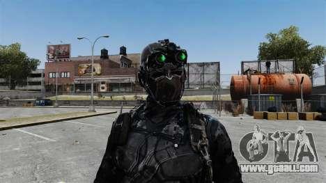 Sam Fisher v10 for GTA 4 sixth screenshot