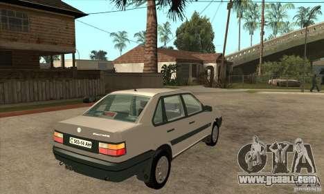 Volkswagen Passat B3 for GTA San Andreas right view
