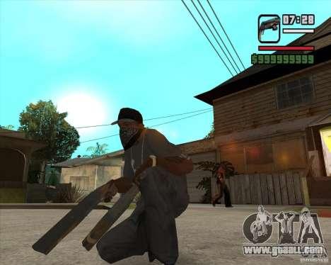 Hudra for GTA San Andreas second screenshot