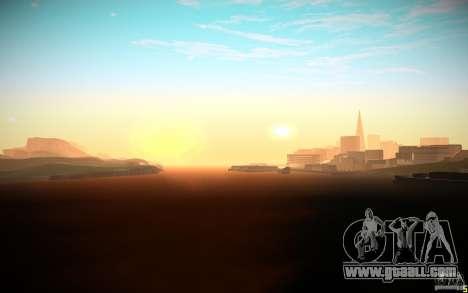 ENB Black Edition for GTA San Andreas forth screenshot