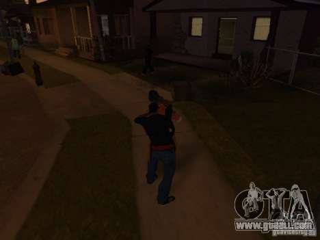 GTA IV  San andreas BETA for GTA San Andreas eighth screenshot
