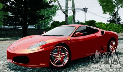 Ferrari F430 for GTA 4