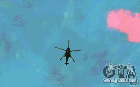 U.S.A.F. Cargo for GTA San Andreas second screenshot