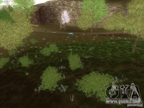 Spring Season v2 for GTA San Andreas tenth screenshot
